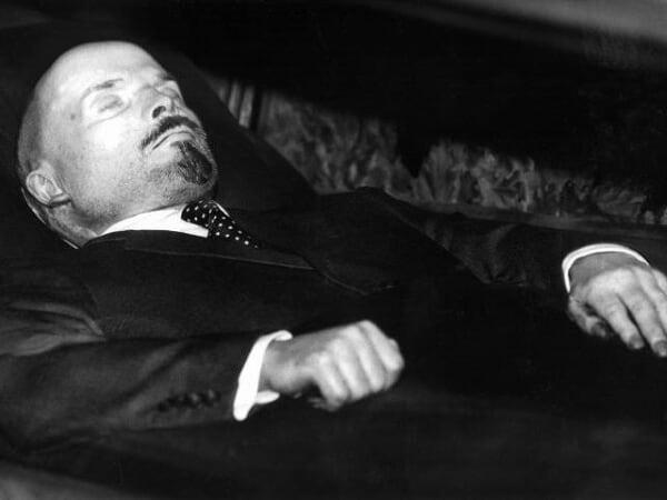 Histori me entitete - Faqe 2 Lenin